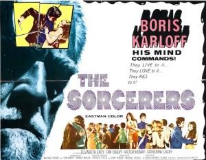 The Sorcerers / La créature invisible