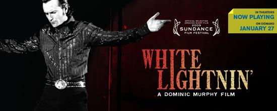 White lightnin' de Dominic Murphy