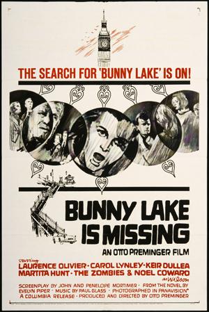 Bunny Lake a disparu
