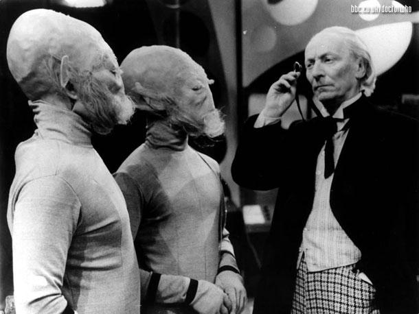 Doctor Who en 1964