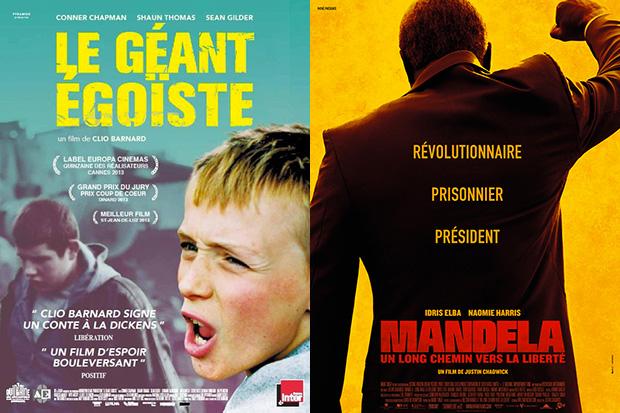 Le Géant Egoïste et Mandela