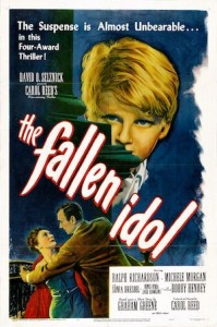 Fallen Idol (Première désillusion)