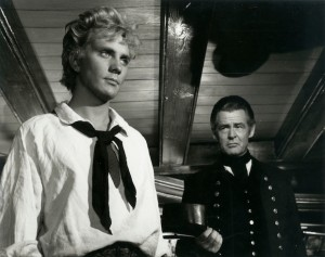 Billy Budd (1962) avec Terence Stamp et Robert Ryan