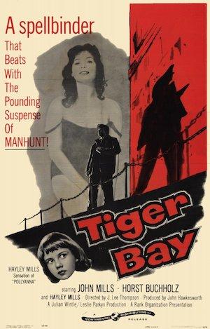 Tiger Bay (Affiche)