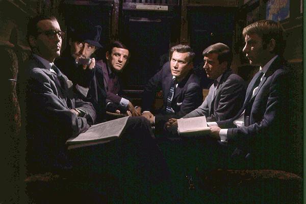 Le train des épouvantes (1965)