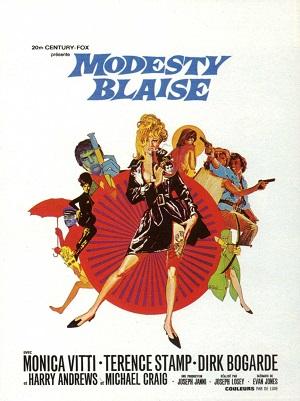 Modesty-blaise-1966