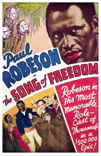 song-of-freedom-1936-affiche