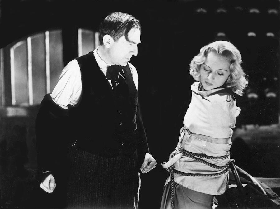 The Dark Eyes of London / Le tueur aveugle (1939)