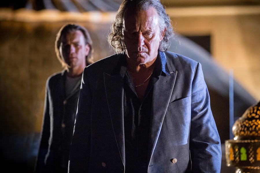 Our Kind of traitor / Un traître idéal (2016)